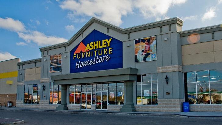 Ashley Furniture To Open Mason City Location